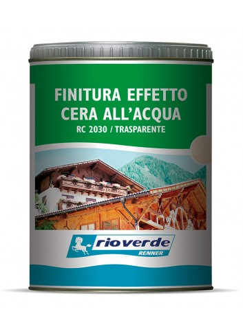 FINITURA EFFETTO CERA ALL'ACQUA RIOVERDE RC XX30 ML 750